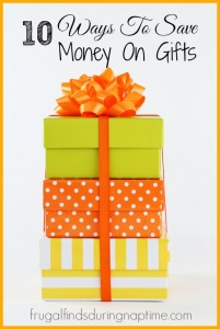 10 Ways to Save Money on Gifts:: Practical & Easy Tips to Get Free Gifts Each Year