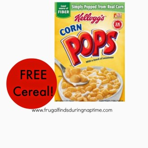 Publix: FREE Cereal