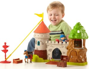 Fisher-Price Mike the Knight Glendragon Castle Playset 51% Off