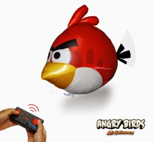 Angry Birds Turbo Remote Control Balloon Toy $8.94 (reg. $49.99)