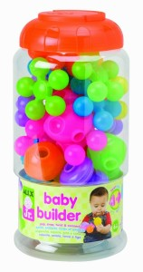 Alex Jr. Baby Builder Set $9.05