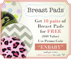 FREE: 10 Pairs of Breast Pads