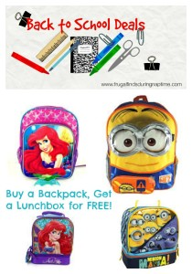Toys R Us:: Backpack Deal