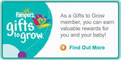 Pampers Gifts to Grow:: 5 Points