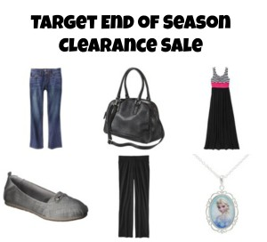 Target:: Men's, Women's, and Kids' Clothes End of Season Clearance Sale