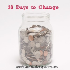 30 Days to Change:: Day 1 – Inbox Dollars
