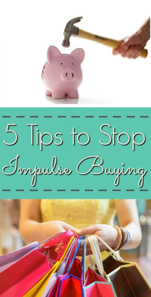 If you struggle with impulse buying, you're not alone. Check out these tips to help you save more and spend less on those little impulse purchases.