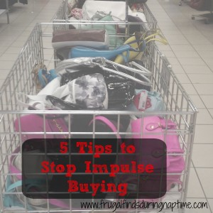 5 Tips to Stop Impulse Buying