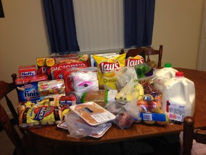 My Publix Trip:: $61.14 for $143.77 in Groceries