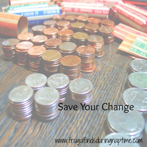 30 Days to Change:: Day 23–Save Your Change