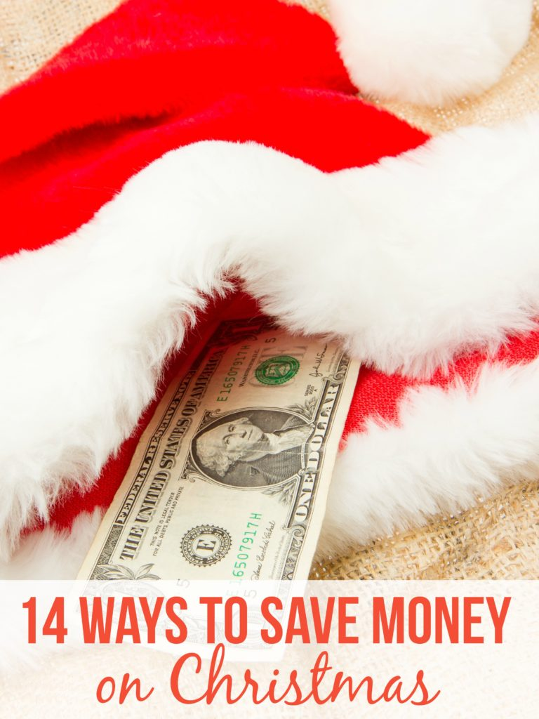 Just because it's Christmas, doesn't mean you have to break the bank to buy gifts for everyone. Here are 14 ways to save money on Christmas.