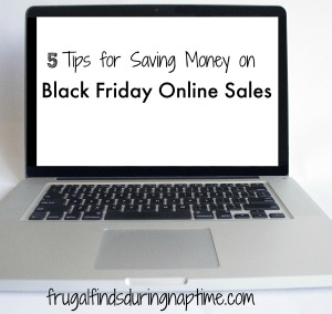 5 Tips for Saving Money on Black Friday Online Sales