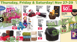 Dollar General's Black Friday Ad:: Select Toys Buy One Get One 75% Off