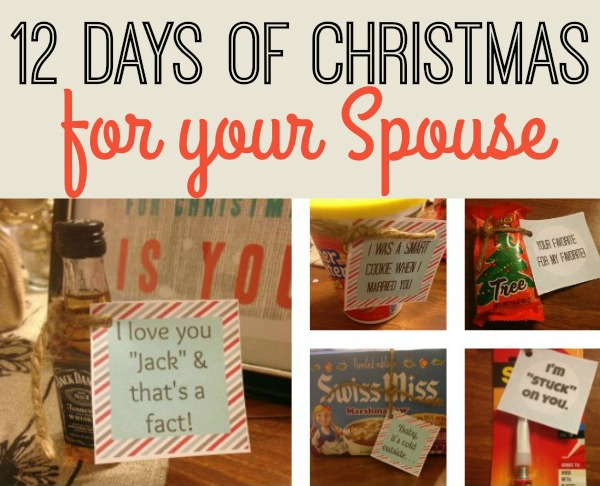 Twelve Days Of Christmas Notes.12 Days Of Christmas Frugal Finds During
