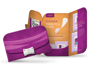 Free Sample:: Poise Liners, Pads, & Coupons