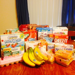 My Publix Trip:: $46.39 for $134.09 in Groceries