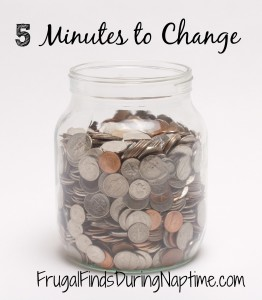 5 Minutes to Change