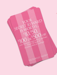 Hot free victorias secret gift card up to 500 frugal finds free vs card victorias secret negle