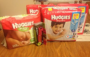 My CVS Trip:: I got PAID to buy diapers!