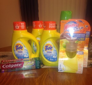 My CVS Trip:: I got PAID to buy Cleaning Products, Toothpaste, and Laundry Detergent!