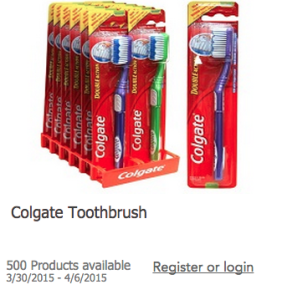 **HOT** Get PAID to Test Colgate Toothbrushes (500 Spots Open)