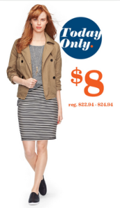 Pencil Skirts $8.00 (reg. $22.94-$24.94) Today Only!