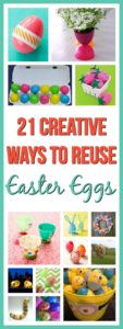 21 Creative Ways to Reuse Easter Eggs
