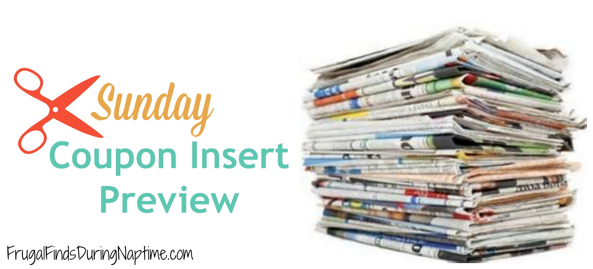 Coupon Insert Preview May 28