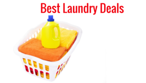 Best Laundry Deals (Through 1/21)