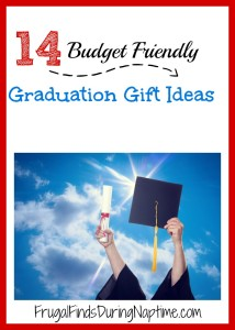 On a budget, but still want to give a nice graduation gift? Here are some meaningful, inspirational gift ideas to give on any budget.