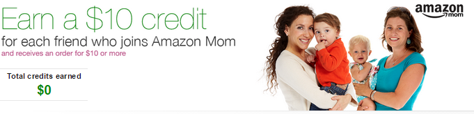 amazon mom credit