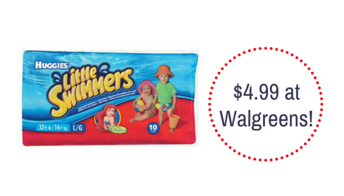 huggies little swimmers at wags