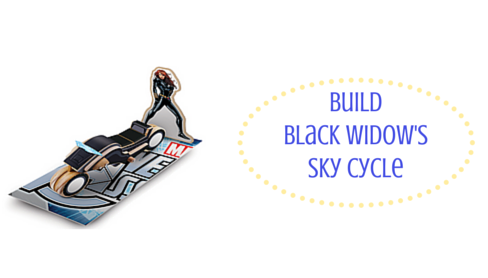 Register your child to attend Lowe's Build and Grow to build Black Widow's Sky Cycle. #frugal #SummerTime #diy