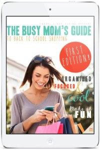 the busy moms guide