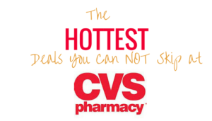 hottest deals at cvs