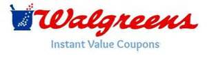 walgreens instant value coupons