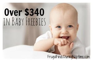 Over $340 in Baby Freebies!