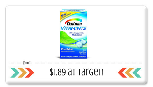 centrum vitamints at target