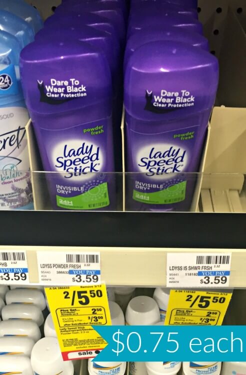 photograph relating to Speed Stick Printable Coupon titled Printable-Tempo-Adhere-Deodorant-Discount codes - Frugal Reveals