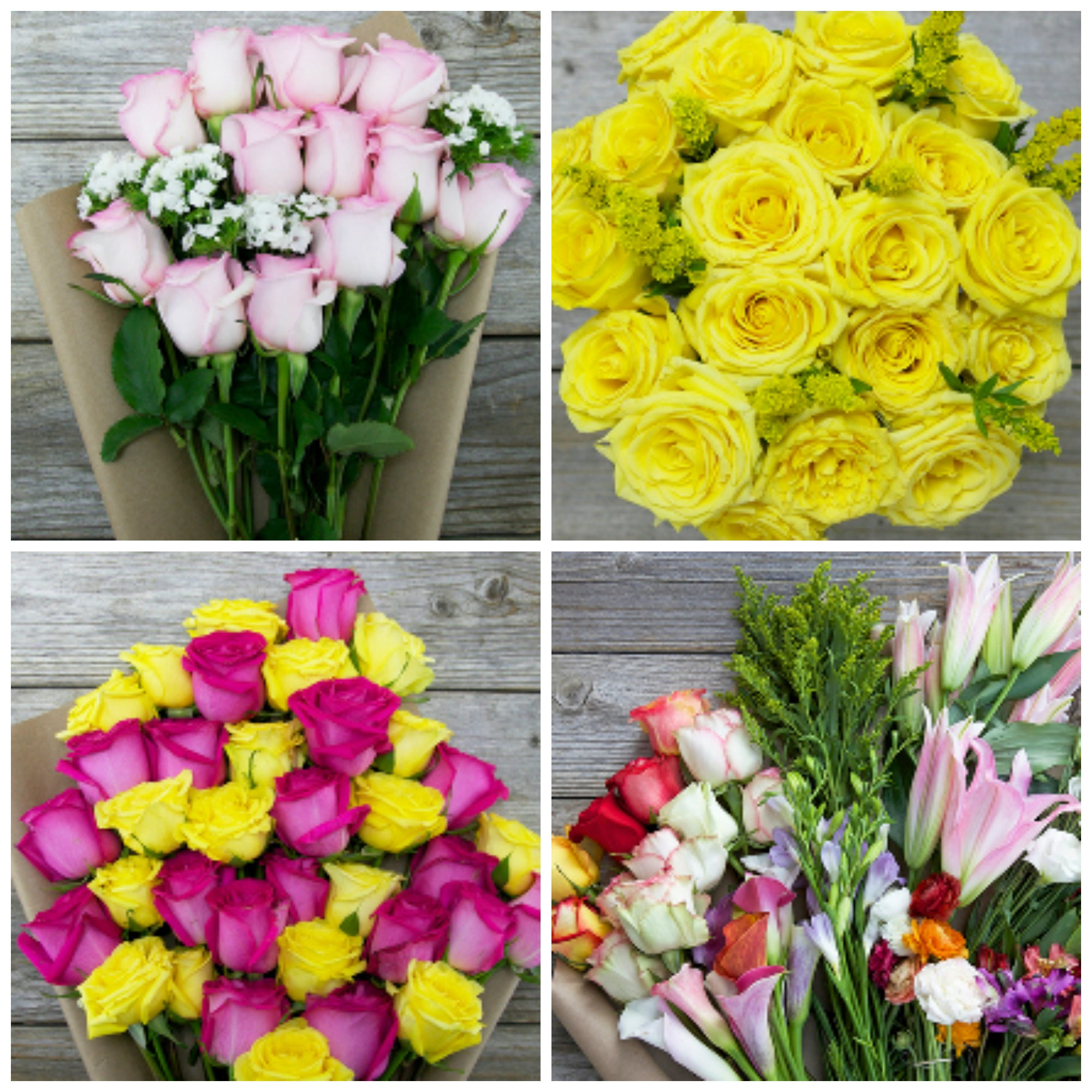 Mother\'s Day Flower Deal: $15 for $30 in Flowers + FREE Shipping ...