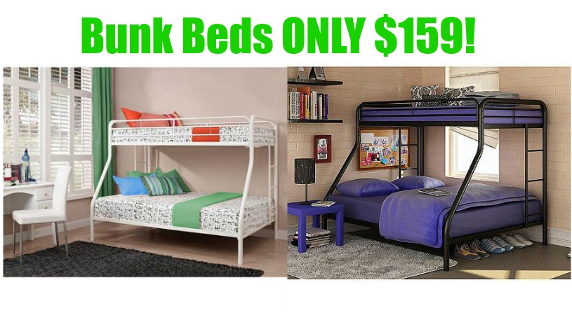 bunk beds deal