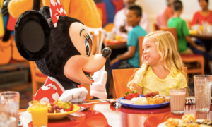 FREE Disney Dining Promotion-Save On Your Disney Vacation!