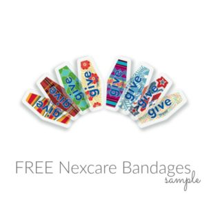 FREE Nexcare Bandages! Get Yours!