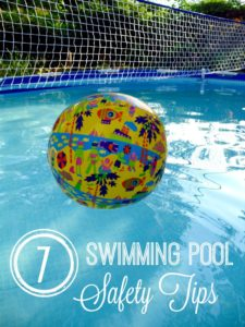 7 Swimming Pool Safety Tips