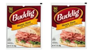 Publix:: Buddig Lunch Meat 30¢