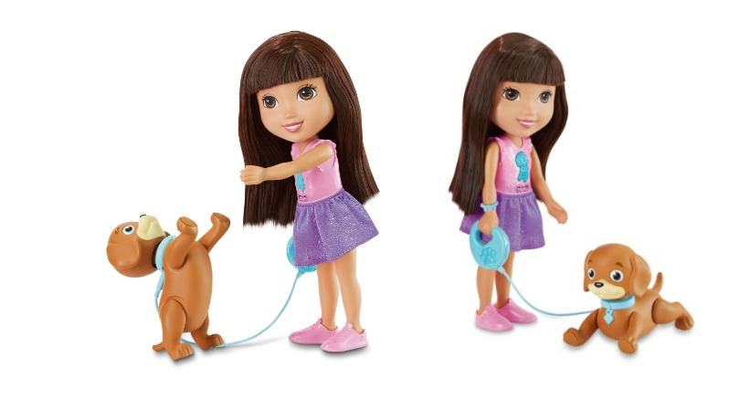 dora and dog deal