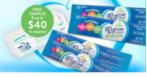 FREE Sample of Similac Toddler Go & Grow PLUS $40 in Coupons!