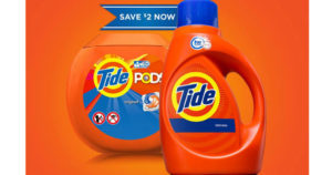 New $2.00 Tide Coupon = Hot Deals on Tide at Rite Aid & Walgreens!