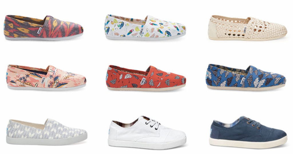 Best Deals On Toms Shoes