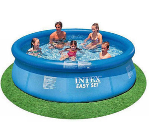 Hurry!! This WILL Sell Out!! Intex 10′ x 30″ Easy Set Above Ground Swimming Pool only $39!! FREE SHIPPING!